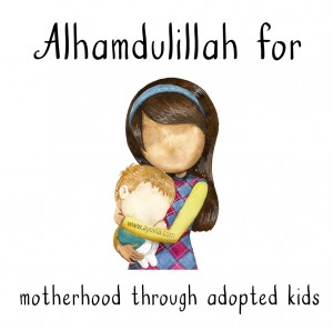 south africa - motherhood adopted kids
